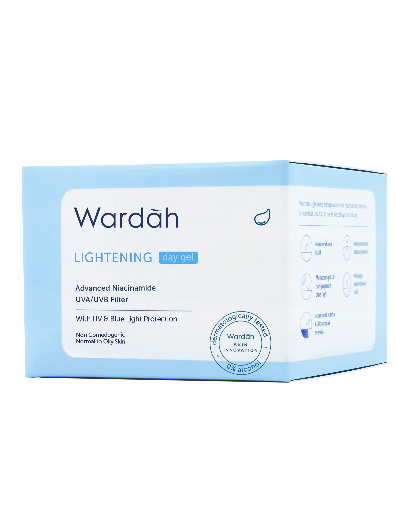 [New] Wardah Lightening Day Gel 30 g - Wardah Womenpreneur